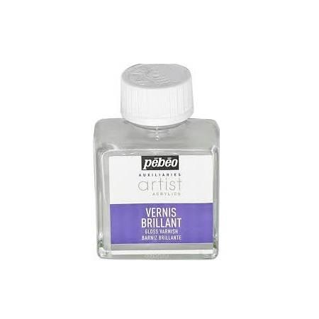 Lak lesklý pro akrylové barvy 75ml