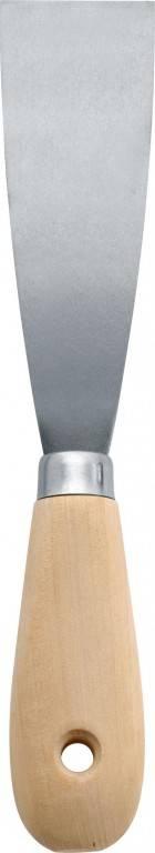 Široká špachtle plochá - 6cm