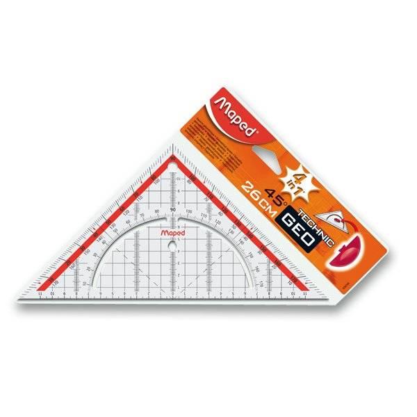Trojúhelník Maped Technic Geo