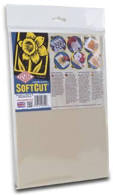 Lino  SoftCut 30x20cm - 2ks