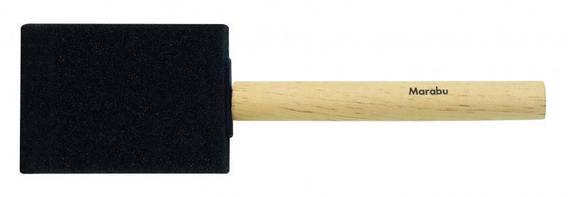 Pěnový štětec plochý Marabu 50mm
