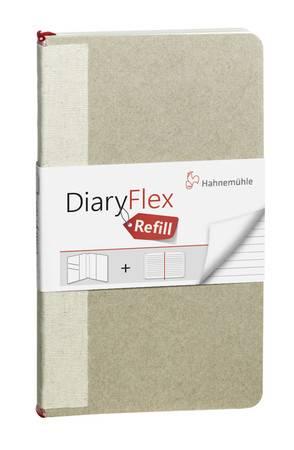 Náhradní blok do DiaryFlex 10,4x18,2cm - linka