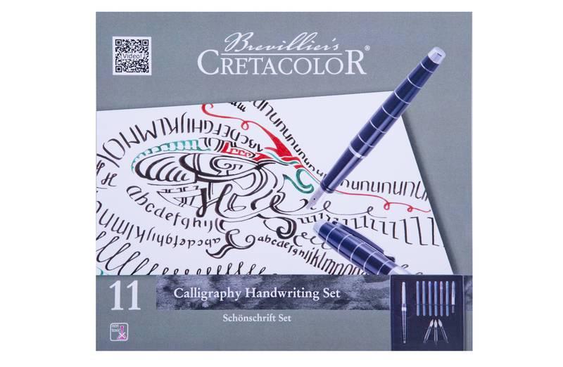 Kaligrafická sada Cretacolor 11ks