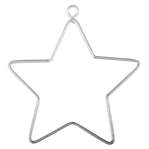 Drátěný polotovar Hvězda 3ks