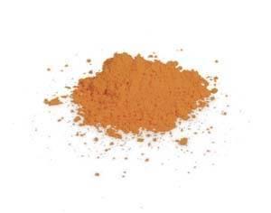 Barevný pigment 20ml - Mandarinka