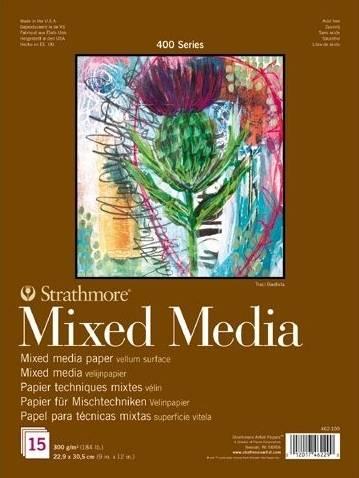 Skicák Mix Media A4