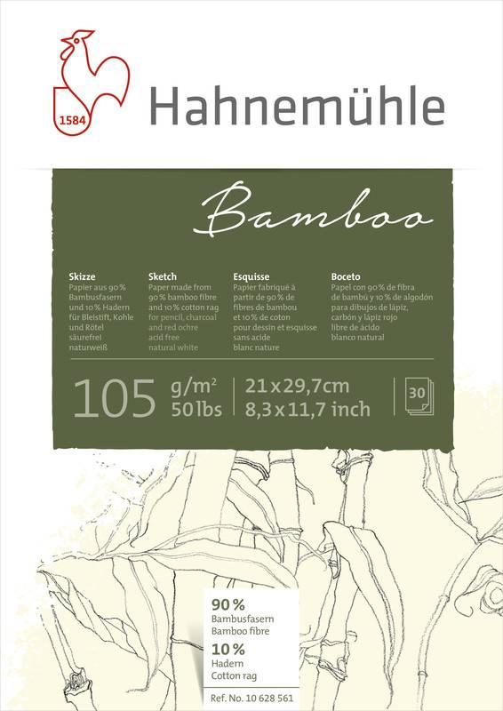 Skicovací blok Bamboo A4