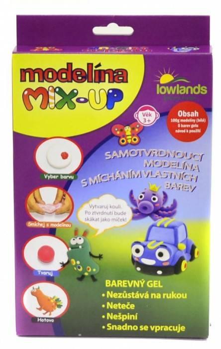 Modelína samotvrdnoucí MIX-UP