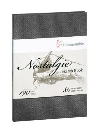 Sketch Book Nostalgie A4