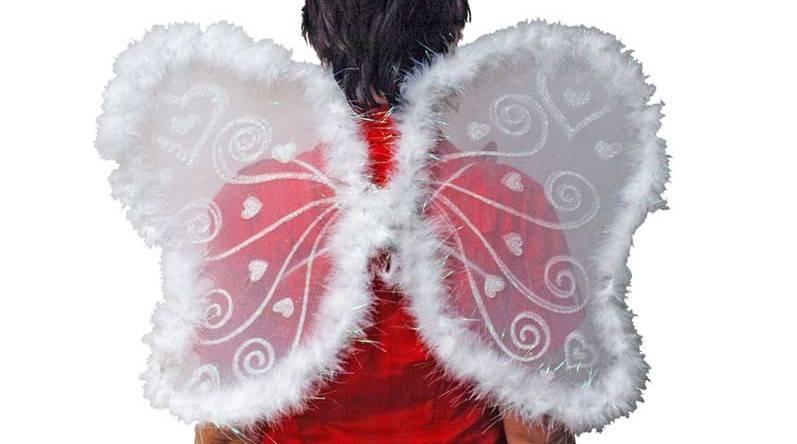 Andělská - Motýlí křídla